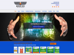 Winged Disc Technologies – Website Project