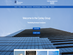 Conley Group │ Building Envelope Consulting Services │ DFW Worldwide