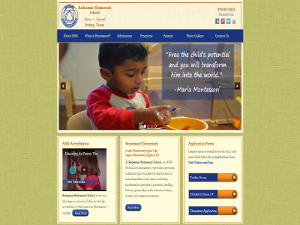 Redeemer Montessori School – AMS Toddler to 6th Grade
