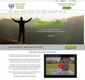 New Start Recovery Solutions I newstartrecoverysolutions.com