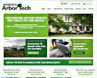 Weatherford Tree Service • Harrod's Arbor Tech • arbortechdfw.com