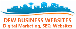 DFW Business Websites Logo