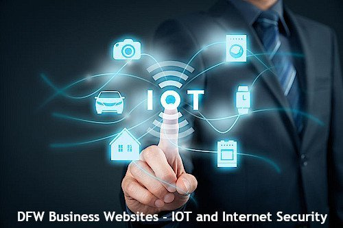 DFW Business Websites - Internet Security IOT Internet of Things